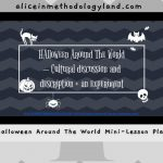13 Halloween Interactive Digital Materials