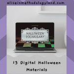 6 Full Halloween Lesson Plans