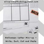 🎃 Halloween: Let's Practice Phonics – Haunting Vowels