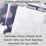 🎃Halloween Spooky Sentence Building – Write, Sort, Cut & Paste + Digital Version